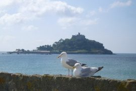 St. Michael's Mount Feat.