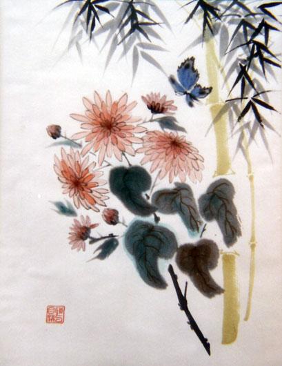 Chrysanthemons
