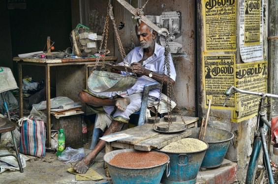 Merchant reading