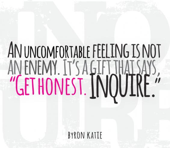 Byron Katie - Inquire