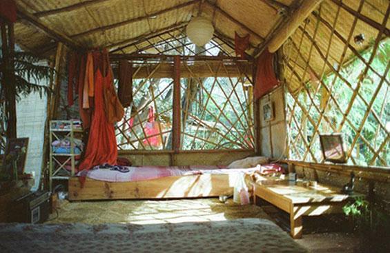 hut comfort cr Madhav Krishna