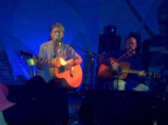 Steve and Alastair, Guitar Fever, Hawkfest 2009