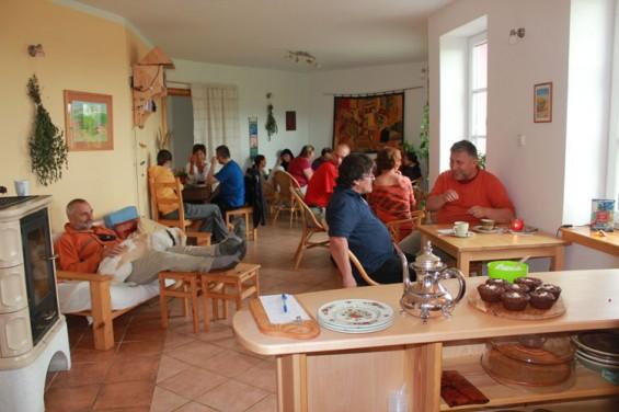 My Kavarna Café, in Karavanserai