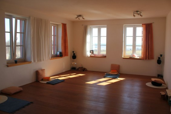 Meditation room in Karavanserai