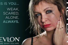 Revlon ad Feat.