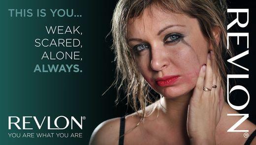 Revlon ad