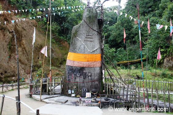 Shiva Lingam Ziro