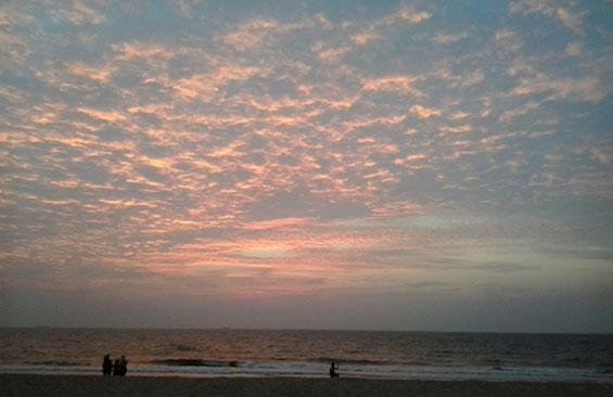sunset-in-Goa