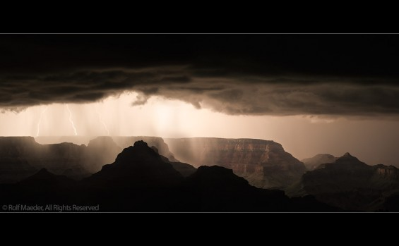 Grand Canyon Lightshow 3