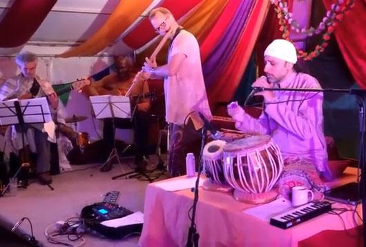 India my Love at Osho Leela 2014
