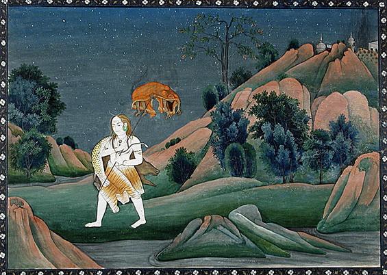 Shiva Sati Devi