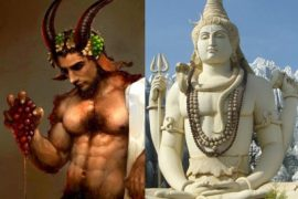 pan and shiva