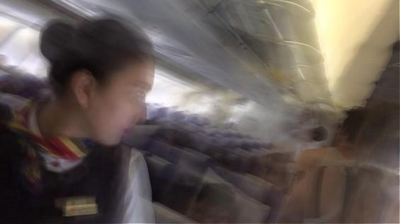 096 flight attendant toby