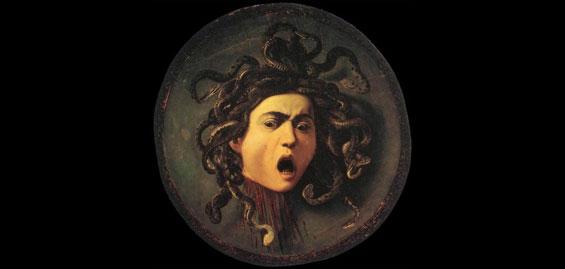 Caravaggio by Medusa