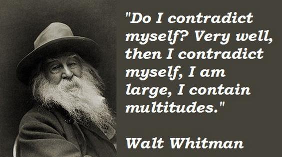 Gems Walt Whitman