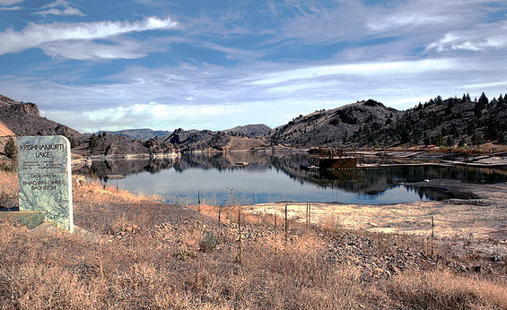 Krishnamurti Lake 2