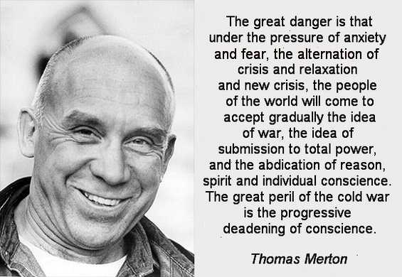Thomas Merton Gem