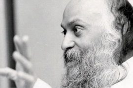 Osho Discourse Gesturing Feat.