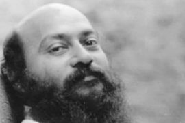 Osho in Armchair Feat.