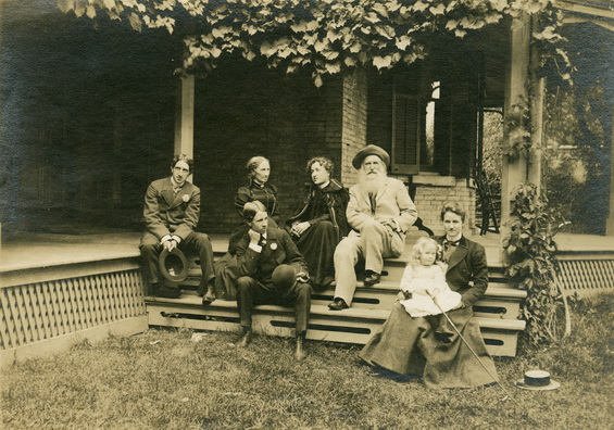 Richard M. Bucke and family