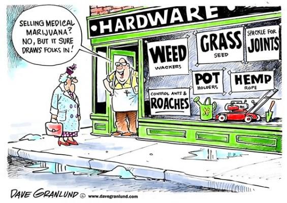 Selling Medical Marijuana?