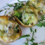 Broccoli and Potatoes