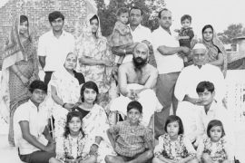 Osho and family in Gadarwara Feat.