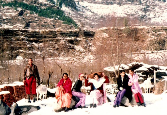In Manali to meet Osho at age 12