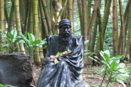 Osho Statue Feat.