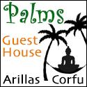 Palms - Arillas - Corfu