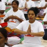 India World Yoga Day