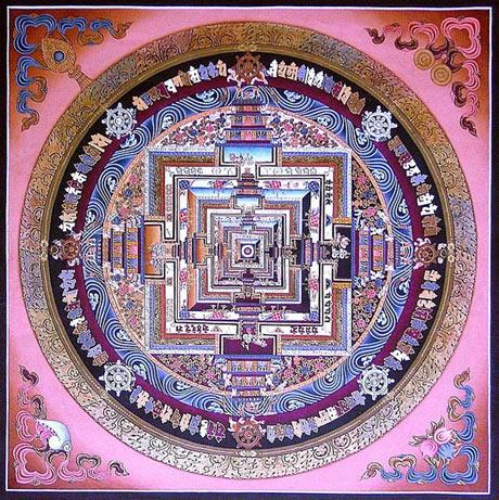 Shambala Mandala