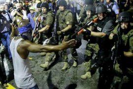 Ferguson Standoff Feat.