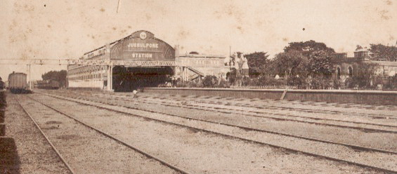 Jabalpur Railway Station