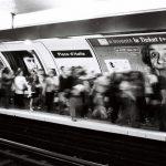 in Paris underground