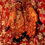 Bridal Henna Decoration Feat