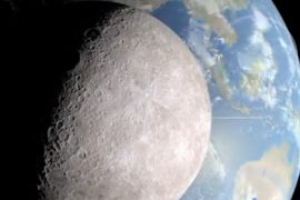 Far Side of Moon Feat