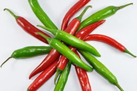 Chillies Mixed Feat