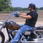 Harley Biker Feat