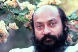 Osho on terrace Feat