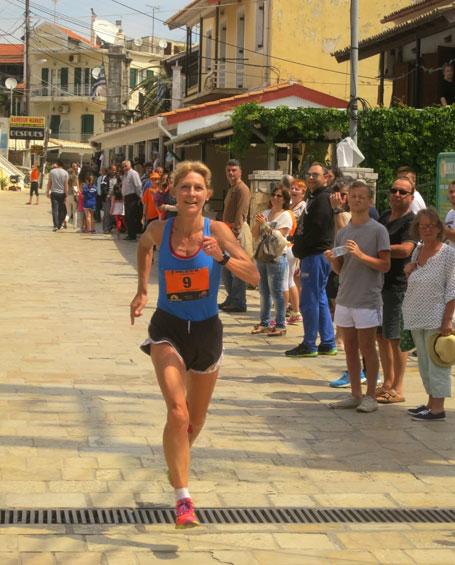 Kassios Dias trail race May 2014