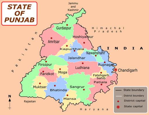 State of Punjab