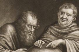 Heraclitus and Democritus Feat