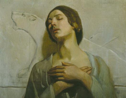 Kamila, Gibran's mother