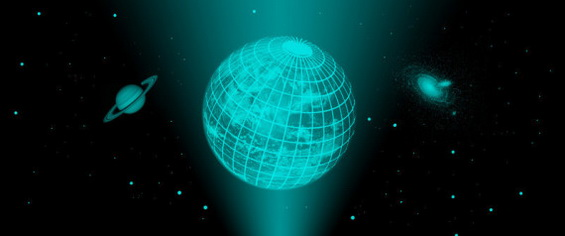 Universe Hologram