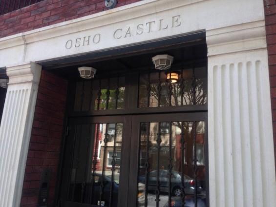 osho castle NY