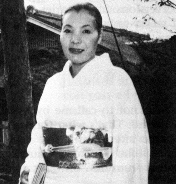 Katsue Ishida