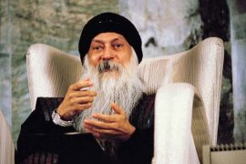 Osho speaking in Pune 2