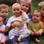 Six children