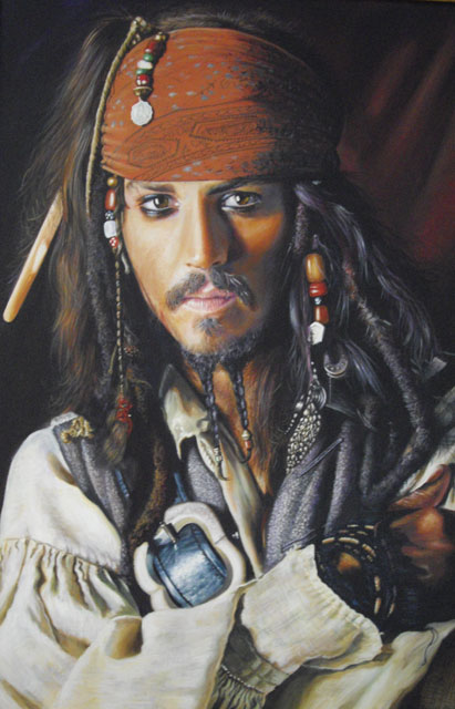 Captain-Sparrow
